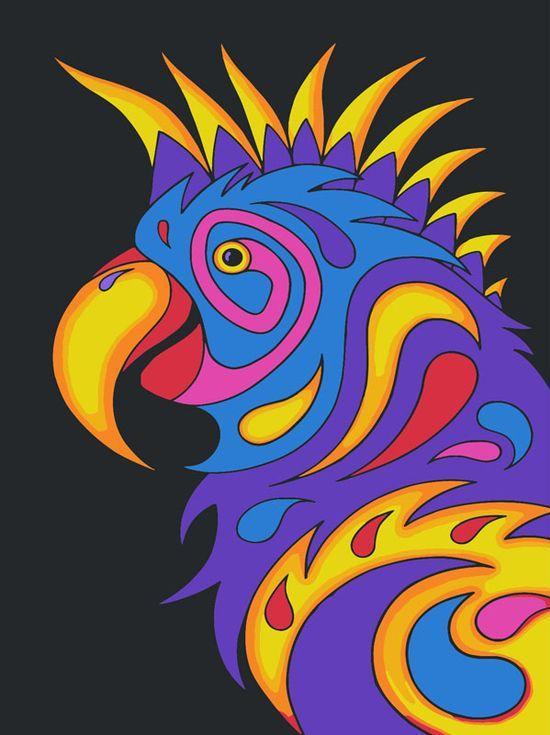 Картина по номерам «Попугай» Романа ИсаеваКартины по номерам Белоснежка<br><br><br>Артикул: 700-AS<br>Основа: Холст<br>Сложность: средние<br>Размер: 30x40 см<br>Количество цветов: 8<br>Техника рисования: Без смешивания красок