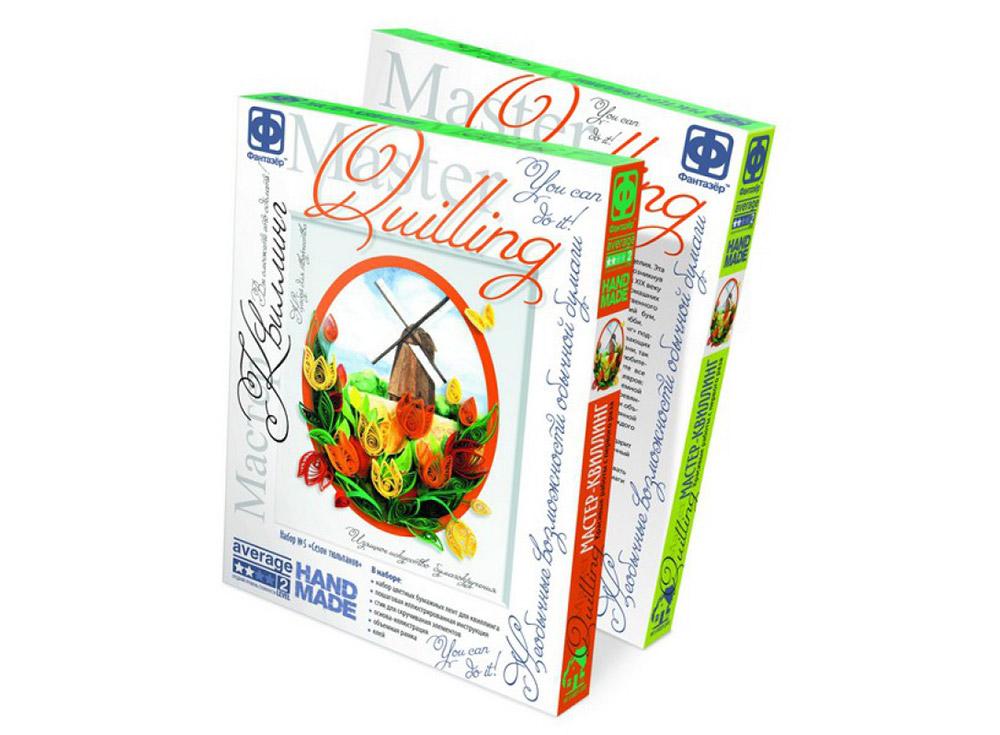 Josephin Набор для квиллинга «Тюльпаны» 967015