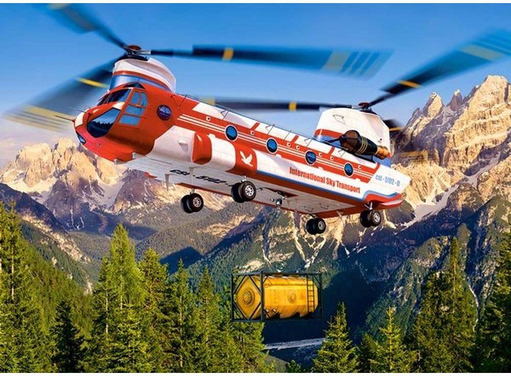 Пазлы «Воздушный транспорт»Пазлы от производителя Castorland<br><br><br>Артикул: B30125<br>Размер: 40x29 см