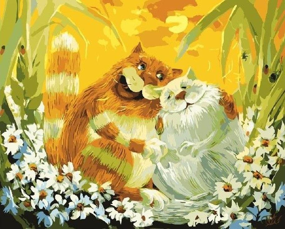 «Любовь» Антона ГорцевичаPaintboy (Premium)<br><br><br>Артикул: GX3183<br>Основа: Холст<br>Сложность: средние<br>Размер: 40x50 см<br>Количество цветов: 24<br>Техника рисования: Без смешивания красок