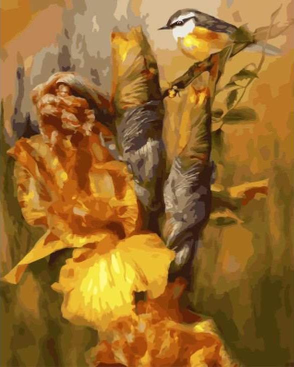 Картина по номерам «Летний принц» Кэрол КаваларисЦветной (Standart)<br><br><br>Артикул: GX8220_Z<br>Основа: Холст<br>Сложность: сложные<br>Размер: 40x50 см<br>Количество цветов: 25<br>Техника рисования: Без смешивания красок