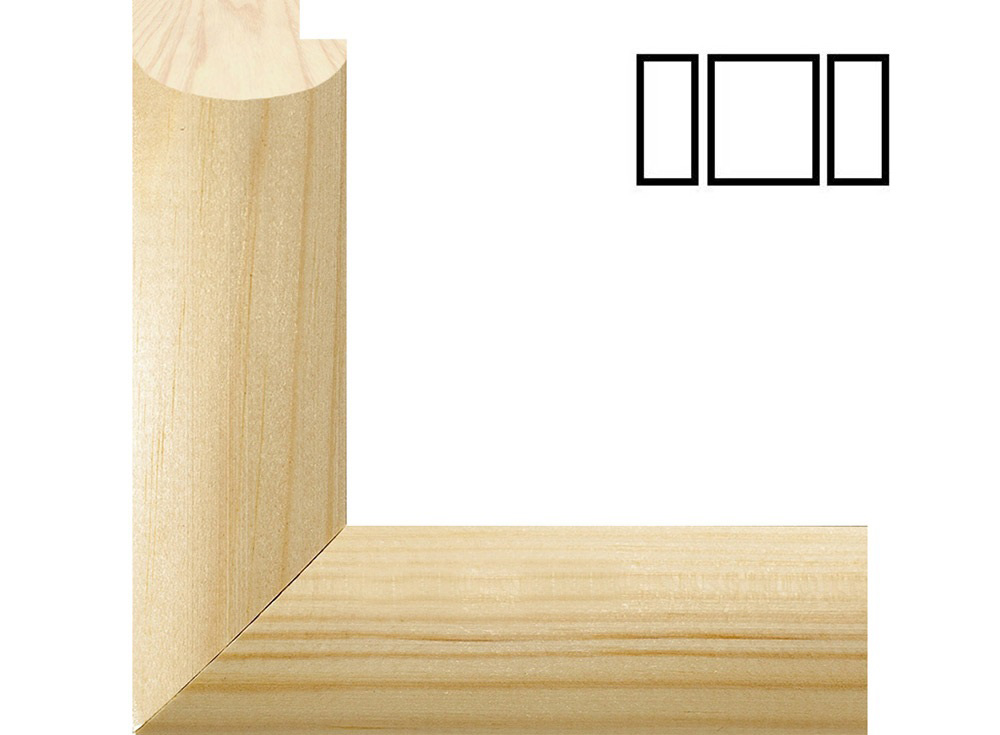 Рамка без стекла для триптихов «Souz» под покраскуБагетные рамки<br>Для картин на картоне. Подходит для триптихов SCHIPPER 50х80 см<br> <br>В комплект входит: рамка, задняя подложка, и крючок-вешалка. Стекло в комплект не входит. При необходимости приобретайте стекло отдельно.<br><br>Артикул: T5080/006<br>Размер: 50x80 см<br>Цвет: Дерево<br>Ширина: 26<br>Материал багета: Дерево