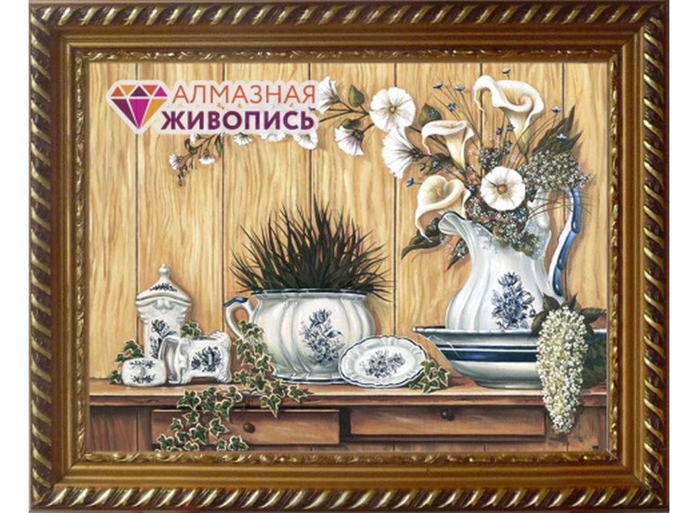 Алмазная вышивка Алмазная живопись Стразы «Украшения кухни» АЖ-1423