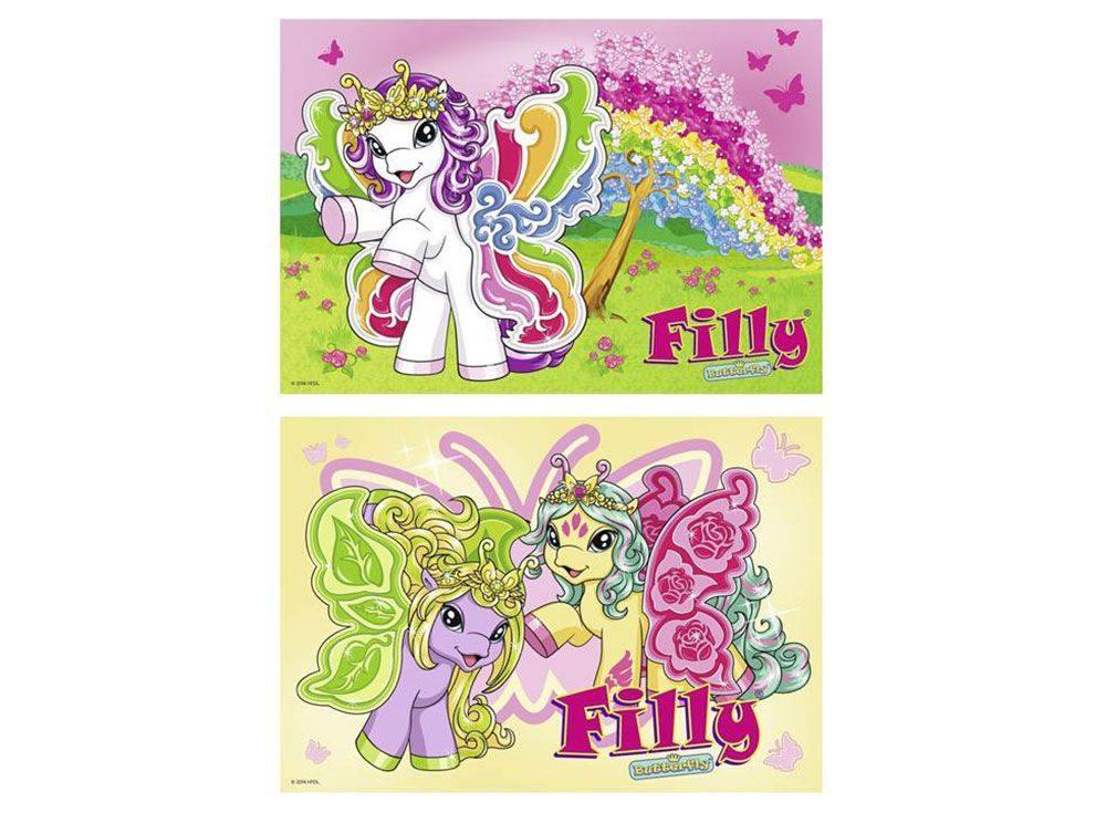 Набор пазлов «Филли. Принцесса Скарлет» - Пазлы