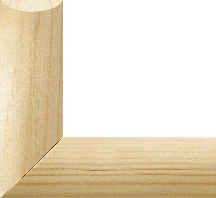 Рама без стекла под покраску «Souz»Багетные рамки<br>Для картин на картоне, для картин на холсте на подрамнике. <br> <br>В комплект входит: рамка, задняя подложка, и крючок-вешалка. Стекло в комплект не входит. При необходимости приобретайте стекло отдельно.<br><br>Артикул: 4050/006<br>Размер: 40x50<br>Цвет: Дерево<br>Ширина: 25<br>Материал багета: Дерево
