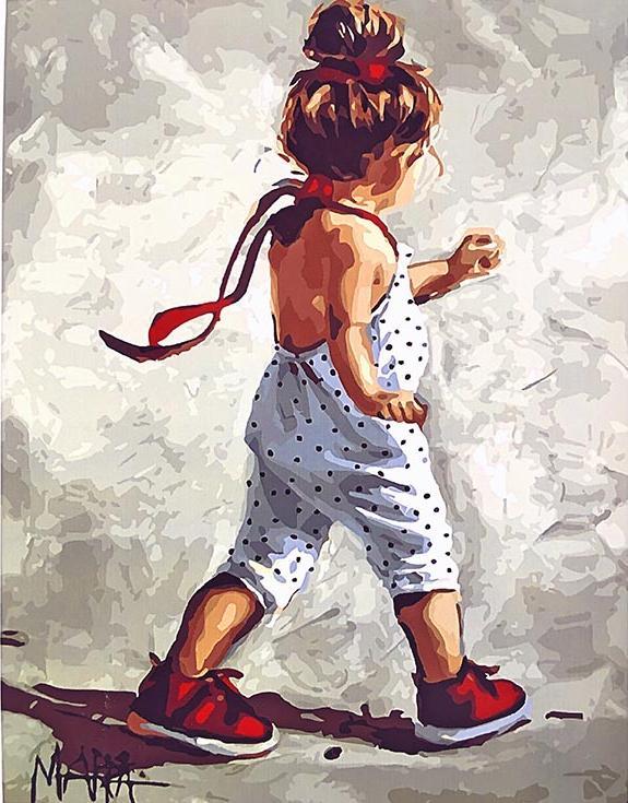 Картина по номерам «Сьюзи» Марии ВестхайзенРаскраски по номерам<br><br>