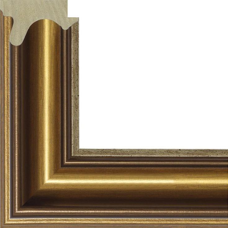 Рамка без стекла для икон «Nikolay»Багетные рамки<br><br><br>Артикул: m2228/03<br>Размер: 22,5x28,5 см<br>Цвет: Золото<br>Ширина: 40<br>Материал багета: Пластик