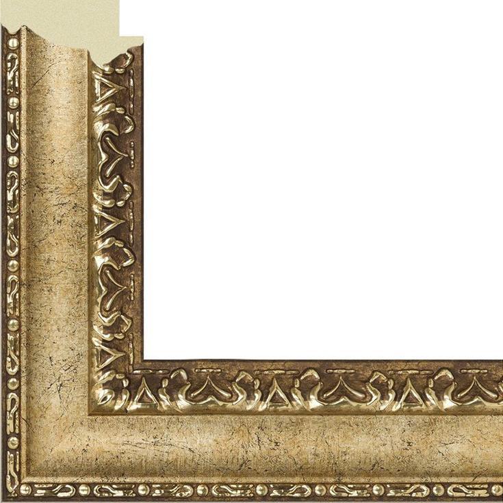 Рамка без стекла для картин «Georgy»Багетные рамки<br><br><br>Артикул: 4050/41<br>Размер: 40x50 см<br>Цвет: Золото<br>Ширина: 40 мм<br>Материал багета: Пластик<br>Глубина багета: 1 см