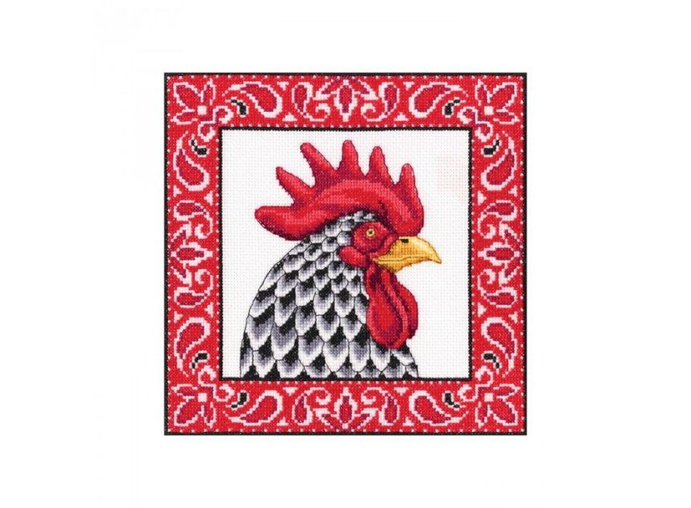 RTO Набор для вышивания «Петушок-красавец» М660