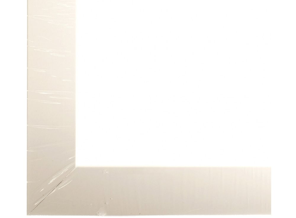 Рамка без стекла для картин «Unona»Багетные рамки<br>Для картин на холсте на подрамнике, на картоне, алмазной вышивки на подрамнике.<br><br>Артикул: ТР 1016 БС<br>Размер: 40x50<br>Цвет: Белый глянец<br>Материал багета: Дерево