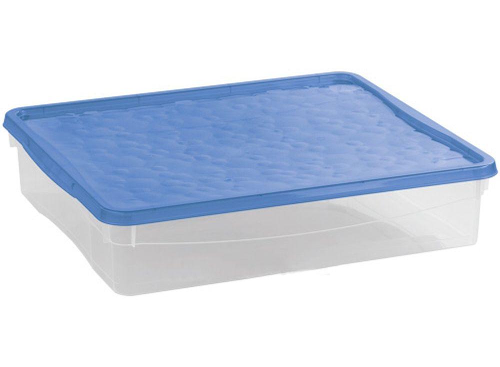 Контейнер для игры с песком (голубой)Аксессуары для космического песка<br><br><br>Артикул: 4312322<br>Размер: 40x33x8 см