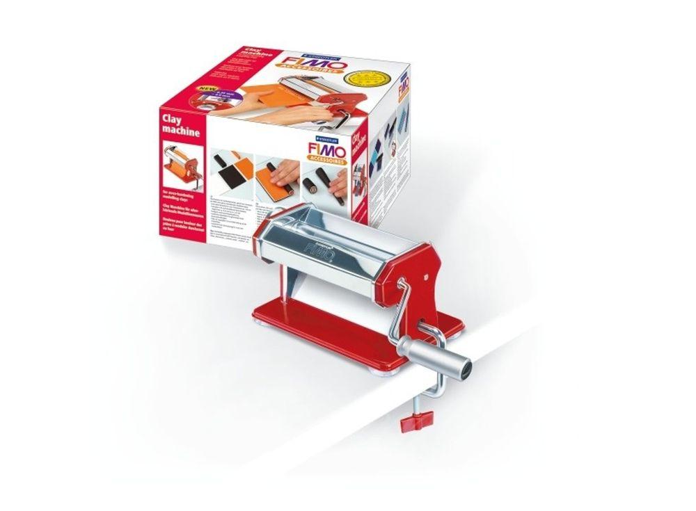 Паста-машина FIMO для полимерной глиныИнструменты для лепки<br><br><br>Артикул: 8713