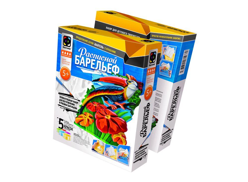 Барельеф «Король цветов»Расписные барельефы<br><br><br>Артикул: 987007<br>Размер упаковки: 25,5x20x4,5 см<br>Возраст: от 5 лет