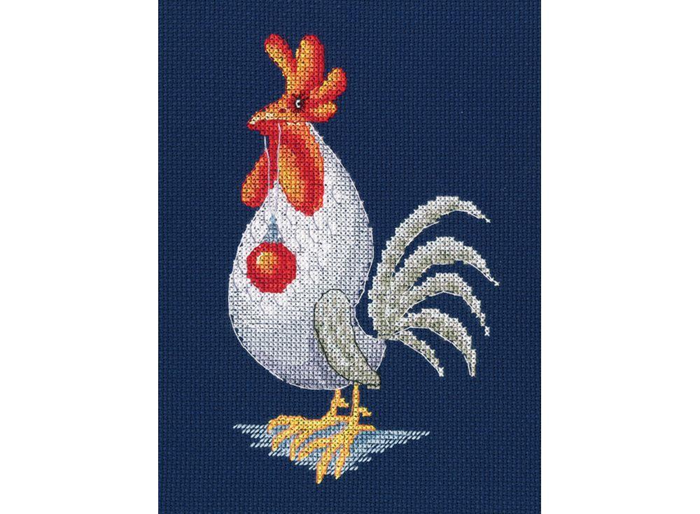 RTO Набор для вышивания «С красным желания сбываются» C274