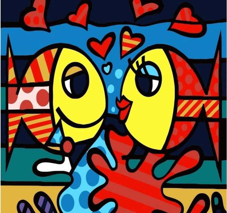 Картина по номерам «Рыбки»Раскраски по номерам Paintboy (Original)<br><br><br>Артикул: DX5003_R<br>Основа: Холст<br>Сложность: легкие<br>Размер: 30x30 см<br>Количество цветов: 12<br>Техника рисования: Без смешивания красок