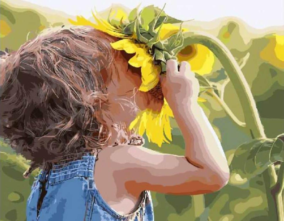 Картина по номерам «Запах лета»Раскраски по номерам Paintboy (Original)<br><br><br>Артикул: GX3307_R<br>Основа: Холст<br>Сложность: сложные<br>Размер: 40x50 см<br>Количество цветов: 34<br>Техника рисования: Без смешивания красок