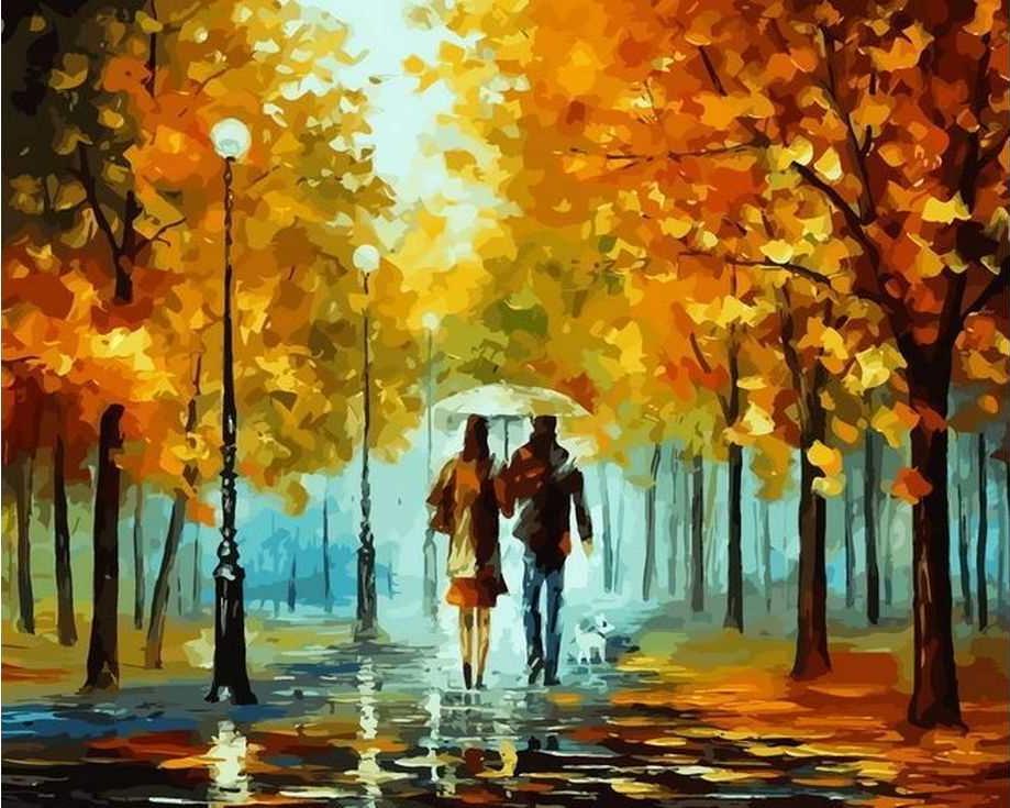 «Осенний блюз»Раскраски по номерам Paintboy (Original)<br><br><br>Артикул: GX8144_R<br>Основа: Холст<br>Сложность: средние<br>Размер: 40x50 см<br>Количество цветов: 24<br>Техника рисования: Без смешивания красок
