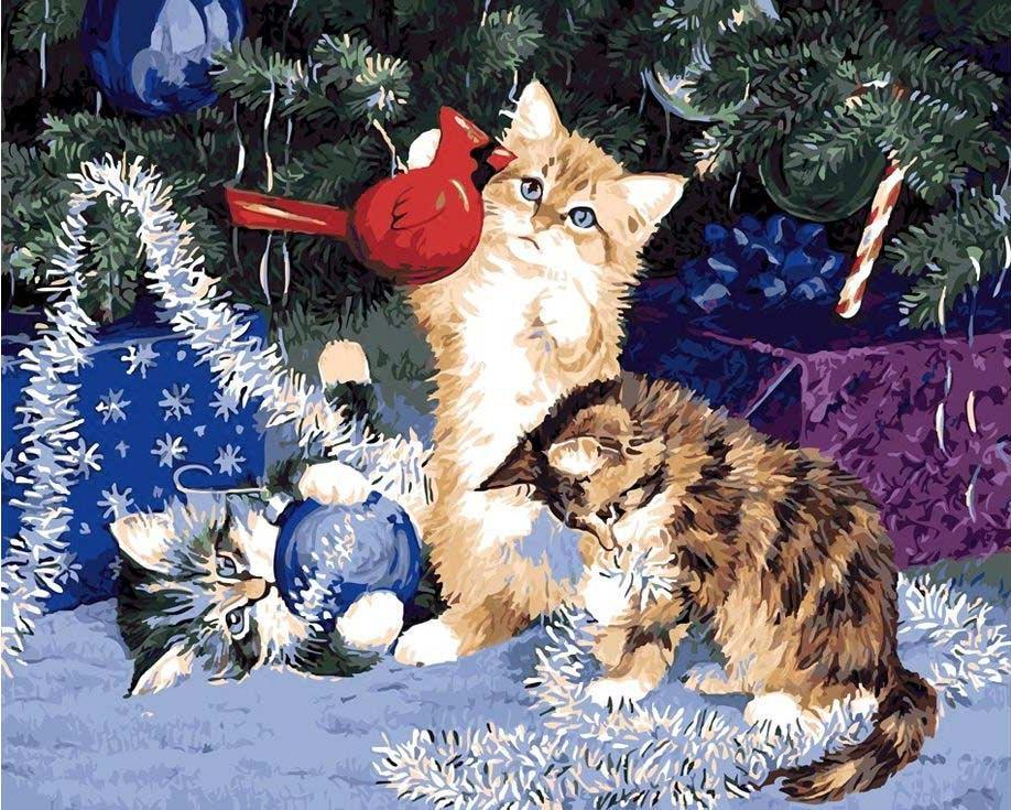 Картинки на новый год животных