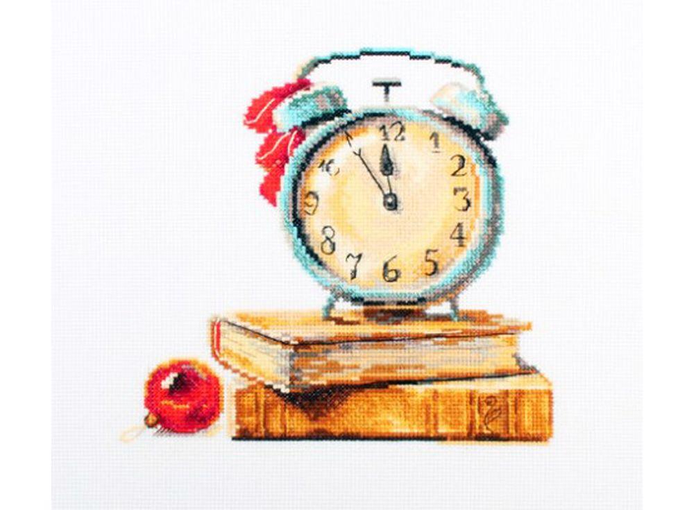 Набор для вышивания «Пять минут до праздника»RTO<br><br><br>Артикул: M643<br>Основа: канва Aida 14<br>Сложность: сложные<br>Размер: 19,5x18,5 см<br>Техника вышивки: счетный крест<br>Тип схемы вышивки: Символьная схема<br>Цвет канвы: Белый<br>Количество клеток на см: 55 клеток на 10 см<br>Заполнение: Частичное<br>Рисунок на канве: не нанесён<br>Техника: Вышивка крестом