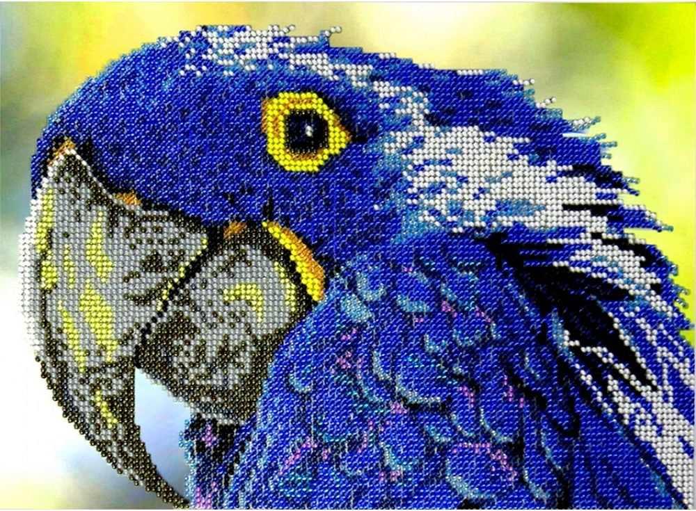 Набор вышивки бисером «Попугай»Вышивка бисером<br><br>