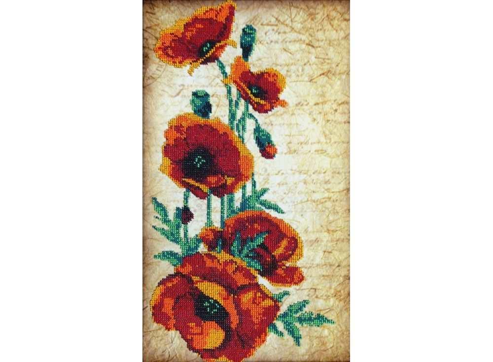 Набор вышивки бисером «Влюбленность»Вышивка бисером FeDi<br><br><br>Артикул: КВ616<br>Основа: ткань<br>Размер: 25х44 см<br>Техника вышивки: бисер<br>Тип схемы вышивки: Цветная схема<br>Количество цветов: 9<br>Заполнение: Частичное<br>Рисунок на канве: нанесён рисунок и схема<br>Техника: Вышивка бисером