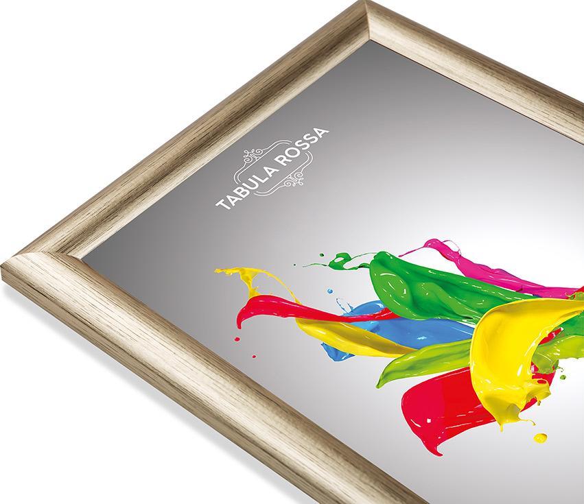 Рамка без стекла «Fiona»Багетные рамки<br><br><br>Артикул: ТР 5164 БС<br>Размер: 18x24 см<br>Цвет: Золотой<br>Материал багета: Дерево