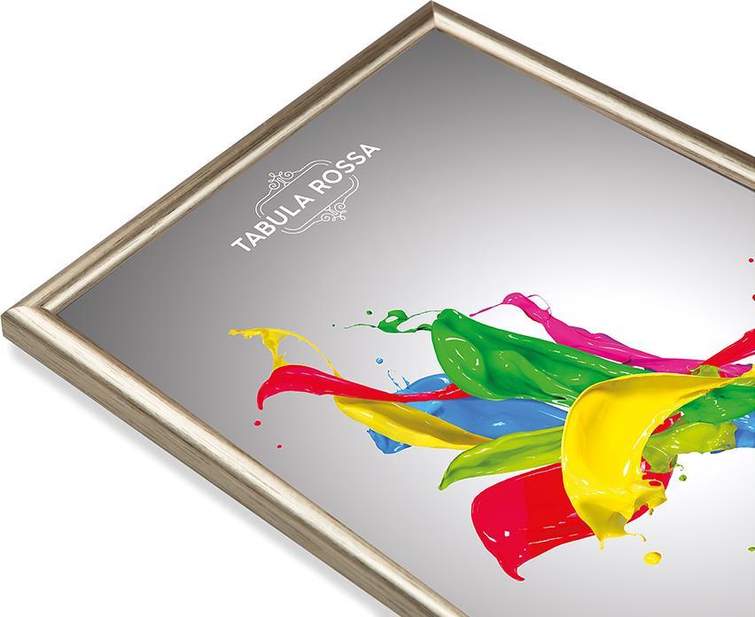 Рамка без стекла «Rossa»Багетные рамки<br><br><br>Артикул: ТР 5085 БС<br>Размер: 30x40 см<br>Цвет: Золото<br>Материал багета: Дерево