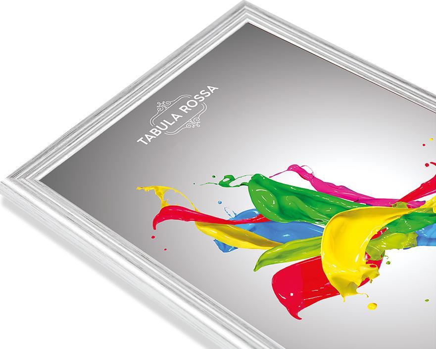 Рамка без стекла «Aurora»Багетные рамки<br><br><br>Артикул: ТР 5094 БС<br>Размер: 30x40 см<br>Цвет: Серебристый<br>Материал багета: Дерево