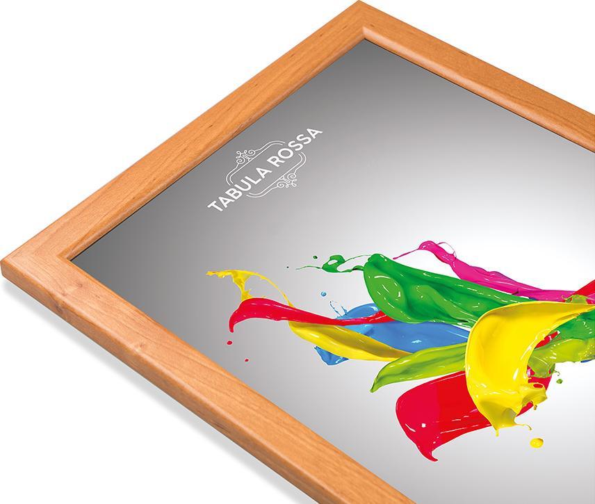 Рамка без стекла «Nimeria»Багетные рамки<br><br><br>Артикул: ТР 5198 БС<br>Размер: 40x50 см<br>Цвет: Ольха<br>Материал багета: Дерево<br>Глубина багета: 8 мм