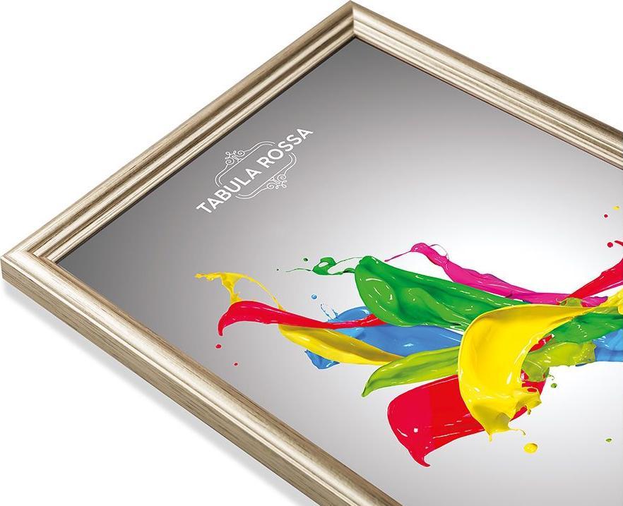 Рамка без стекла «Olimpia»Багетные рамки<br><br><br>Артикул: ТР 5237 БС<br>Размер: 30x40 см<br>Цвет: Золотистый<br>Материал багета: Дерево