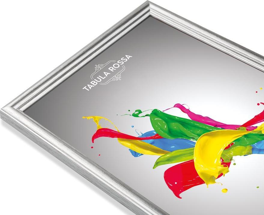 Рамка без стекла «Olimpia»Багетные рамки<br><br><br>Артикул: ТР 5230 БС<br>Размер: 18x24 см<br>Цвет: Серебристый<br>Материал багета: Дерево