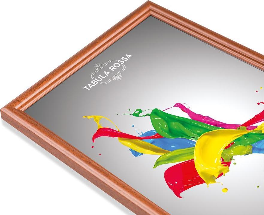 Рамка без стекла «Olimpia»Багетные рамки<br><br><br>Артикул: ТР 5247 БС<br>Размер: 40x50 см<br>Цвет: Орех<br>Материал багета: Дерево