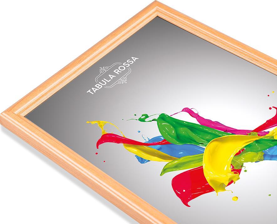 Рамка без стекла «Olimpia»Багетные рамки<br><br><br>Артикул: ТР 5232 БС<br>Размер: 18x24<br>Цвет: Ольха<br>Материал багета: Дерево