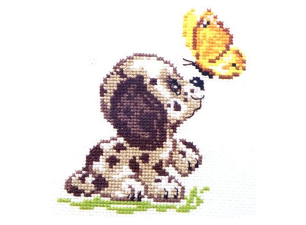 Набор для вышивания «Привет!»Вышивка крестом Алиса<br><br><br>Артикул: 0-09<br>Основа: канва Aida 14 100% хлопок Gamma<br>Размер: 10х12 см<br>Тип схемы вышивки: Цветная схема<br>Цвет канвы: Белый<br>Количество цветов: 9<br>Рисунок на канве: не нанесён<br>Техника: Вышивка крестом<br>Нитки: мулине 100% хлопок Gamma