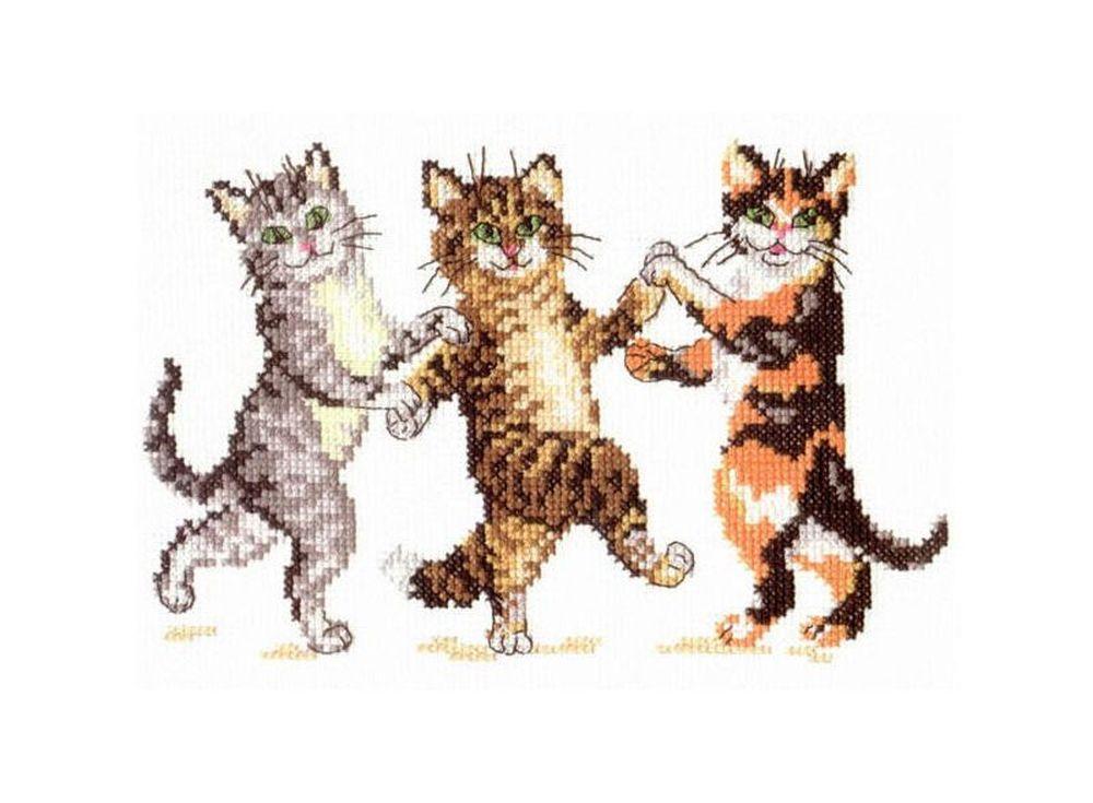 Набор для вышивания «Кадриль»Вышивка крестом Алиса<br><br><br>Артикул: 0-11<br>Основа: канва Aida 14 100% хлопок Gamma<br>Размер: 19х12 см<br>Тип схемы вышивки: Цветная схема<br>Цвет канвы: Белый<br>Количество цветов: 11<br>Рисунок на канве: не нанесён<br>Техника: Вышивка крестом<br>Нитки: мулине 100% хлопок Gamma