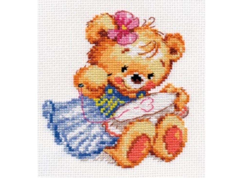 Набор для вышивания «Люблю вышивать»Вышивка крестом<br><br>