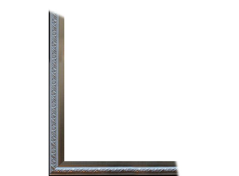 Рамка без стекла для картин «Rosa»Багетные рамки<br>Для картин на картоне. В комплект входит: рамка, задняя подложка, крючок-вешалка. Стекло в комплект не входит. При необходимости приобретайте стекло отдельно.<br><br>Артикул: 0049-16-2125<br>Размер: 40x50<br>Цвет: Серебристый<br>Ширина: 22<br>Материал багета: Пластик