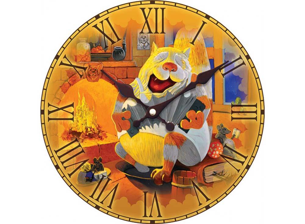 Часы настенные «Василич»Дизайнерские настенные часы<br><br><br>Артикул: 008-CL<br>Размер: 34 см (диаметр)