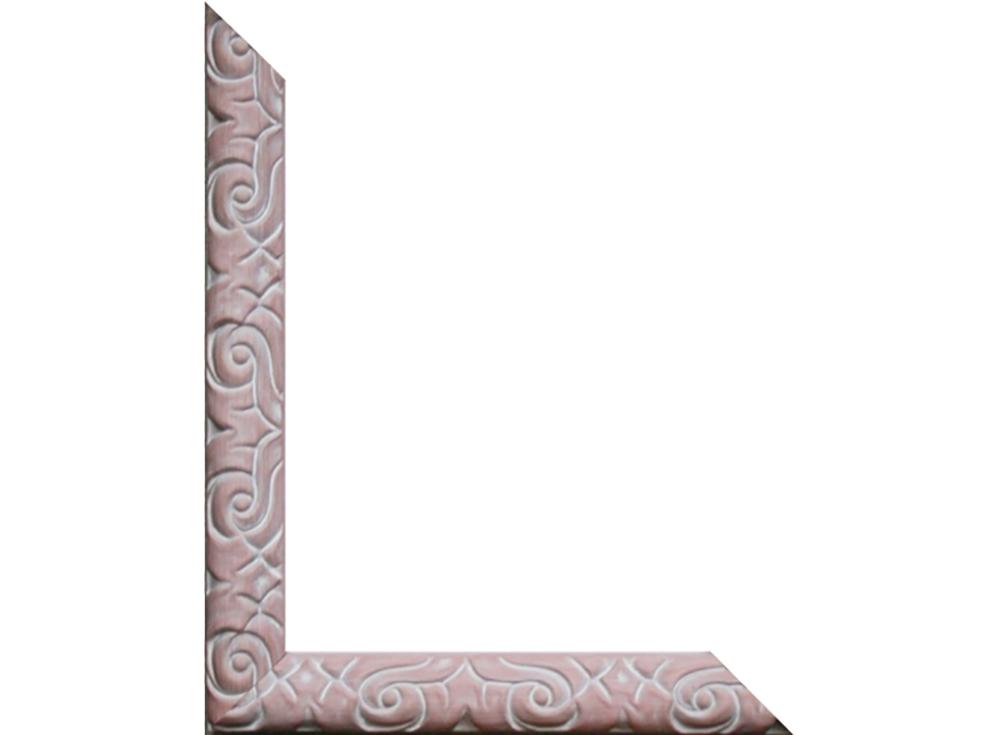 Рамка без стекла для картин «Paola»Багетные рамки<br><br><br>Артикул: 0093-15-3961<br>Размер: 30x40 см<br>Цвет: Розовый<br>Материал багета: Пластик<br>Глубина багета: 6 мм