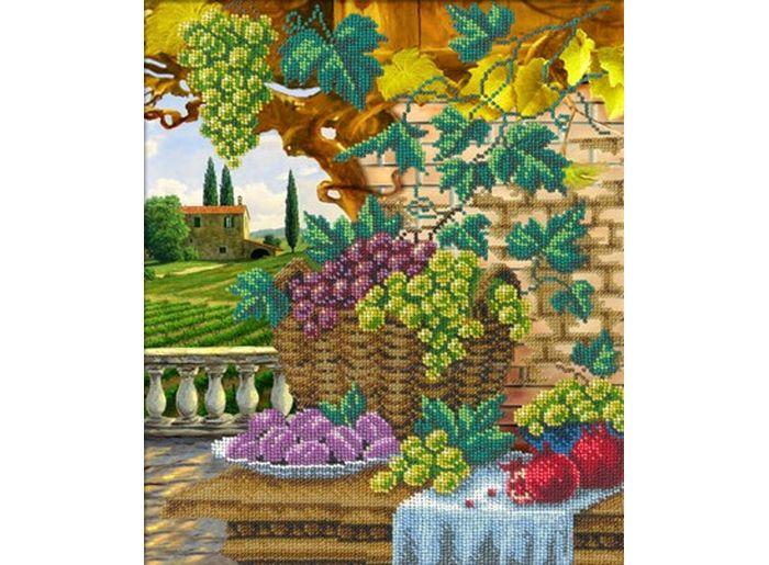 Набор вышивки бисером «Пора урожая»Вышивка бисером<br><br>