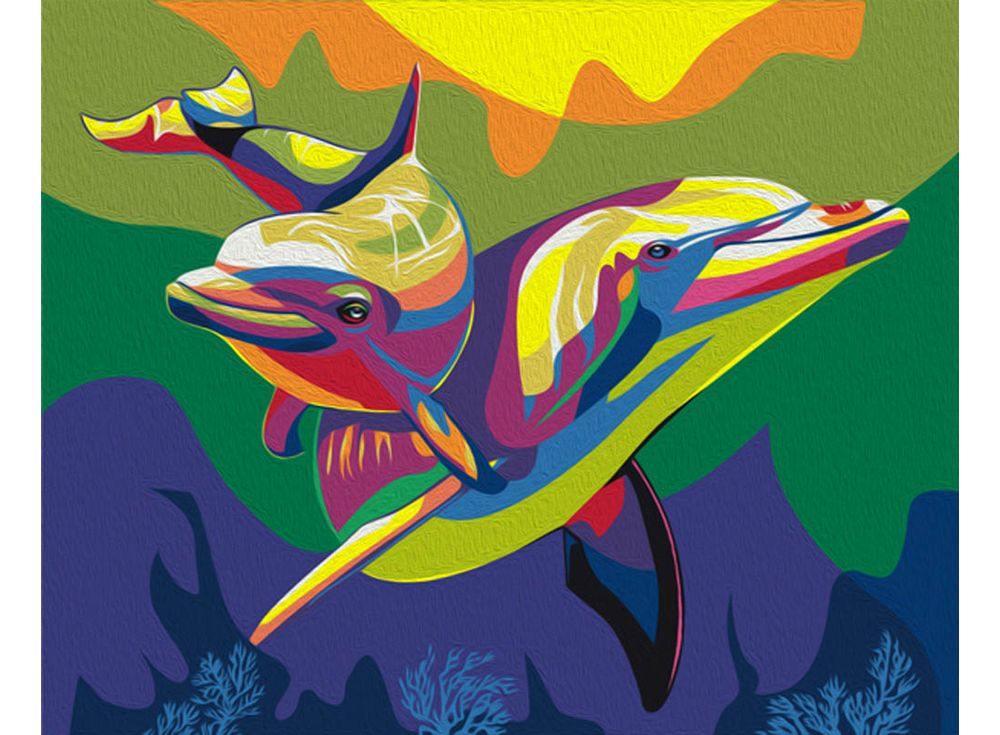 Картина цветным песком «Дельфины» Ваю РомдониКартины из цветного песка<br>Картины песком завоевали популярность среди взрослых и детей благодаря интересному творческому процессу и прекрасному результату. Мы разнообразили ассортимент в этом виде творчества, и теперь наши покупатели могут создавать полюбившиеся композиции из сери...<br><br>Артикул: 3040003<br>Размер: 30x40 см<br>Количество цветов: 16