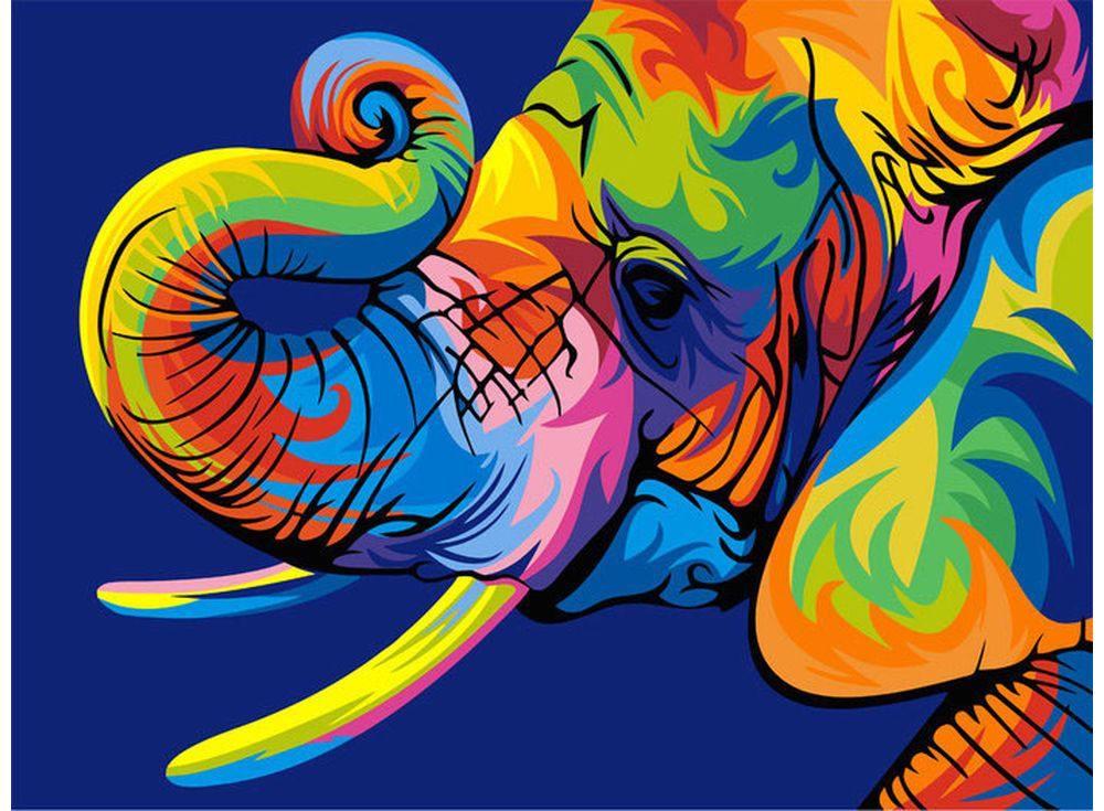 Картина цветным песком «Слон» Ваю РомдониКартины из цветного песка<br>Картины песком завоевали популярность среди взрослых и детей благодаря интересному творческому процессу и прекрасному результату. Мы разнообразили ассортимент в этом виде творчества, и теперь наши покупатели могут создавать полюбившиеся композиции из сери...<br><br>Артикул: 3040009<br>Размер: 30x40 см<br>Количество цветов: 17