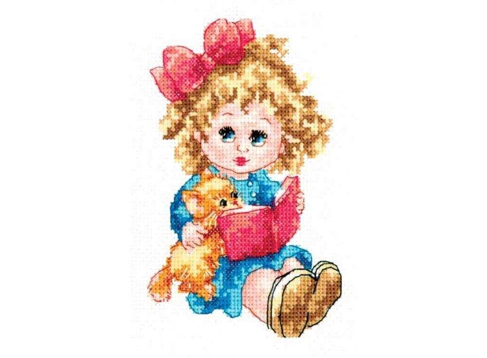 Набор для вышивания «Мама мыла раму»Вышивка крестом Чудесная игла<br><br><br>Артикул: 33-22<br>Основа: канва Aida 14 (хлопок)<br>Сложность: легкие<br>Размер: 10x15 см<br>Техника вышивки: счетный крест<br>Тип схемы вышивки: Цветная схема<br>Цвет канвы: Белый<br>Количество цветов: 19<br>Игла: № 24<br>Рисунок на канве: не нанесён<br>Техника: Вышивка крестом<br>Нитки: мулине 100% хлопок Bestex