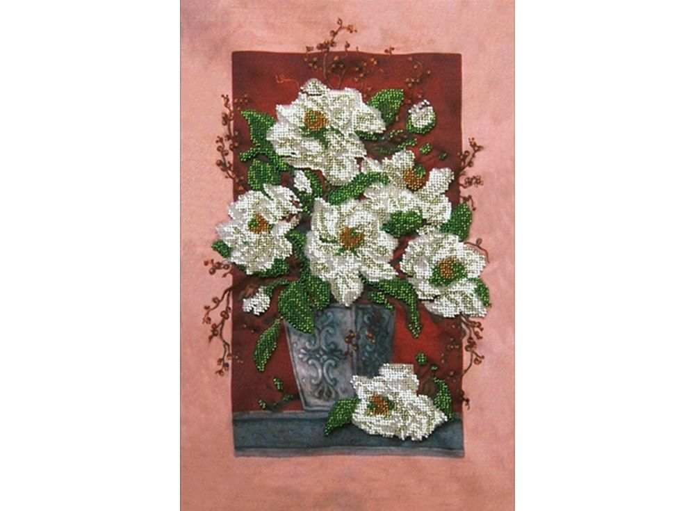 Набор вышивки бисером «Цветочный аромат»Вышивка бисером<br><br>