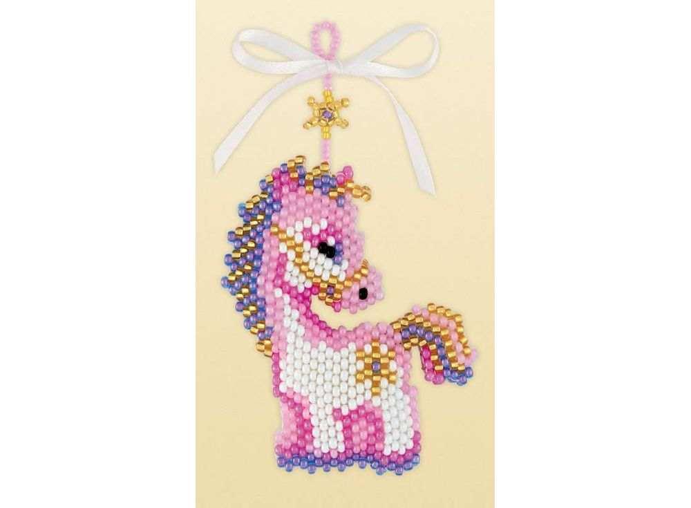 Набор для бисероплетения «Брелок Волшебная лошадка»Бисероплетение Риолис (Сотвори сама)<br><br>
