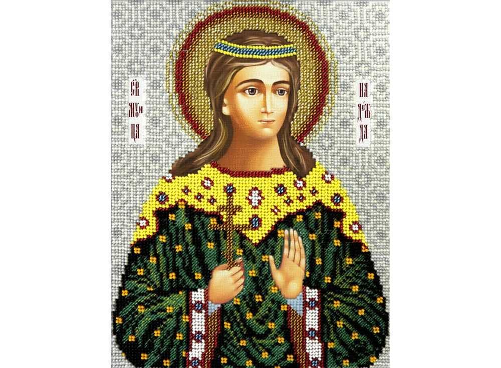 Набор вышивки бисером «Святая Надежда»Вышивка бисером<br><br>