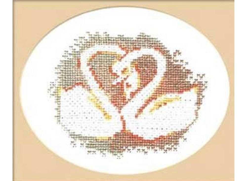 Набор для вышивания «Лебеди»Вышивка крестом Овен<br><br><br>Артикул: 049<br>Основа: канва Aida 14<br>Размер: 13х11 см<br>Техника вышивки: счетный крест<br>Тип схемы вышивки: Цветная схема<br>Цвет канвы: Белый<br>Количество цветов: 8<br>Заполнение: Частичное<br>Рисунок на канве: не нанесён<br>Техника: Вышивка крестом