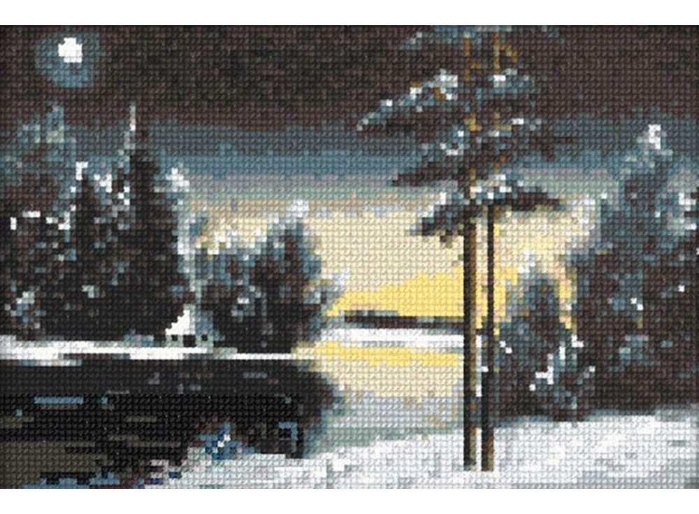 Набор для вышивания «Зима»Вышивка крестом Овен<br><br><br>Артикул: 053<br>Основа: канва Aida 14<br>Размер: 23х15 см<br>Техника вышивки: счетный крест<br>Тип схемы вышивки: Цветная схема<br>Цвет канвы: Белый<br>Количество цветов: 15<br>Заполнение: Полное<br>Рисунок на канве: не нанесён<br>Техника: Вышивка крестом