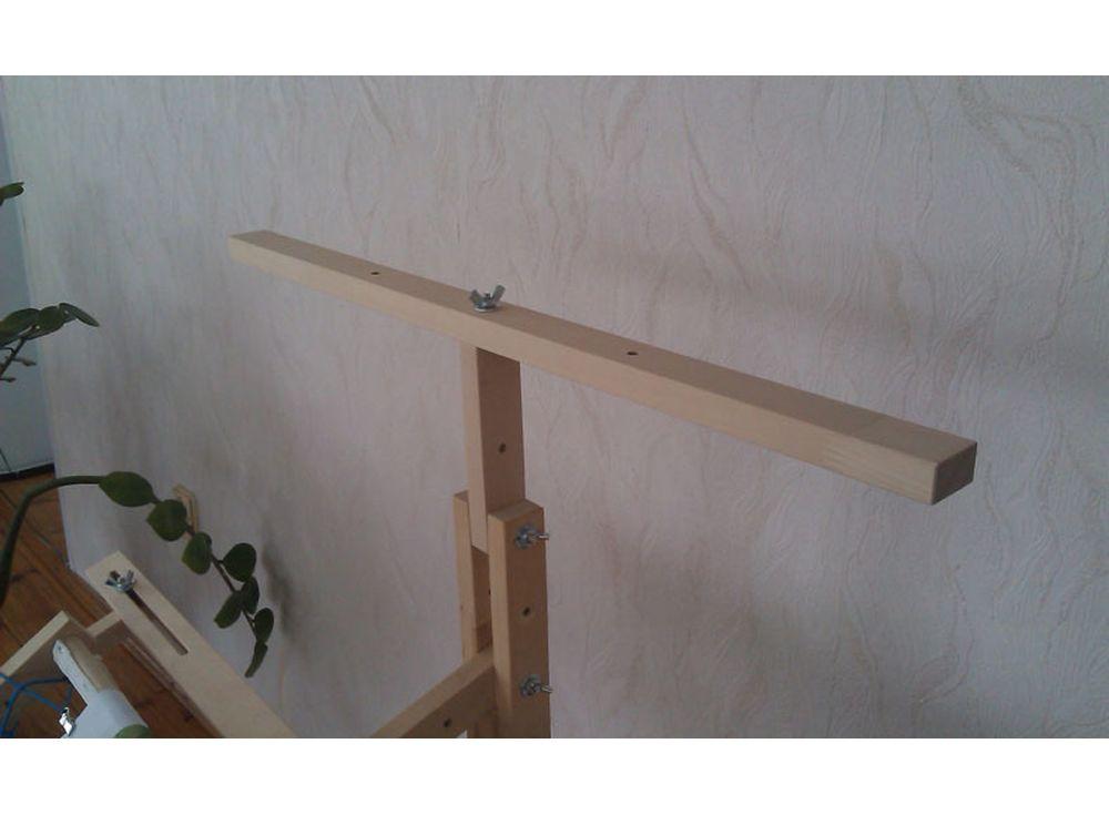 Универсальная планка УПАксессуары для вышивки<br><br><br>Артикул: 1037<br>Размер: Ширина: 65 см<br>Вес: 0,5 кг<br>Материал: Берёза