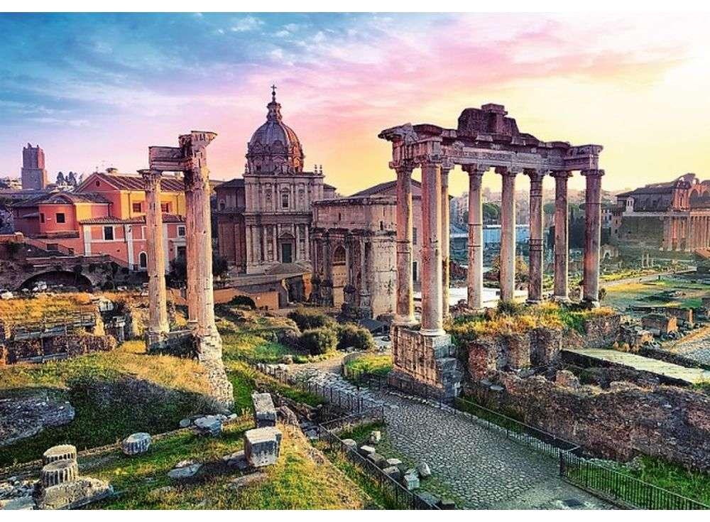 Пазлы «Римский форум»Trefl<br><br><br>Артикул: 10443<br>Размер: 68x48 см<br>Возраст: от 12 лет
